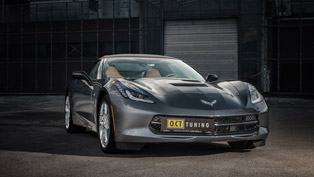 o.ct tuning updates chevrolet corvette stingray c7 to 630hp