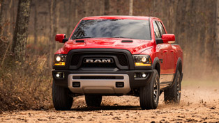 Odd Style but Big Charisma: Meet the 2015 Ram 1500 Rebel