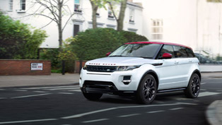 Range Rover Evoque NW8 Pays Tribute to Famous Abbey Road