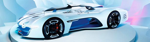 Alpine Vision Gran Turismo Revealed