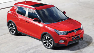 2015 SsangYong Tivoli is a Car That Targets Younger Buyers