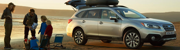 Subaru Outback Has 'Second Pair of Eyes' for the Driver
