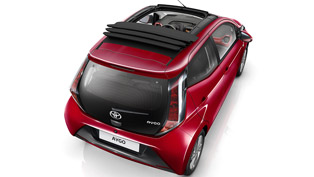 Toyota Aygo X-Wave Open Top for Ultimate Driving Fun