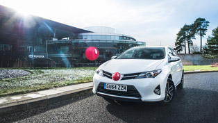 Toyota Raises Awareness with Red Noses on Its Cars' Logos