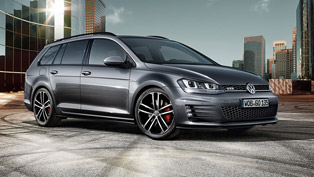 Volkswagen Unveils 2015 Golf GTD Variant