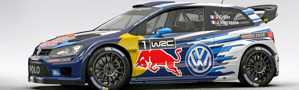 Volkswagen Introduces The Second Gen Polo R Wrc