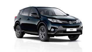 2015 Toyota RAV4 is Perfect for Business People