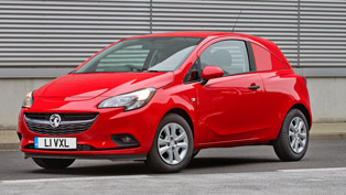 the all-new vauxhall corsavan offers a variety of engines