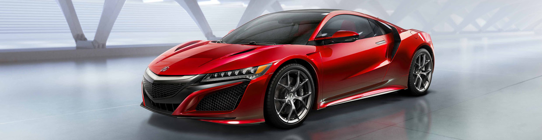 Salute The Next Gen Acura Nsx Video