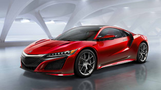 salute the next-gen acura nsx! [video]