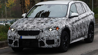 2016 BMW X1 to be Offered with 5 and 7 Seats