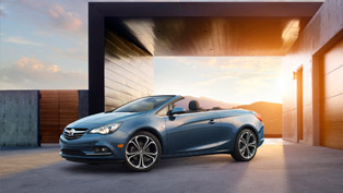 2016 Buick Cascada Drops its Top at NAIAS