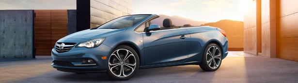 2016 Buick Cascada Drops its Top at NAIAS