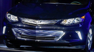 2016 Chevrolet Volt: Sneak Peek