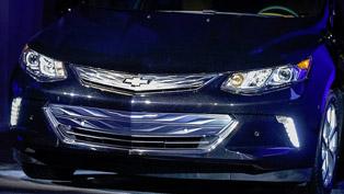 2016 Chevrolet Volt: Sneak Peek