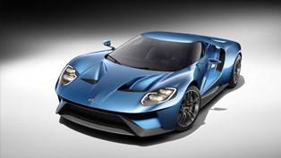 2016 Ford GT: a Carbon Fiber Supercar that Delivers More Than 600 HP [VIDEO]