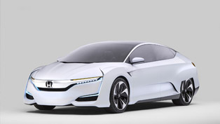 Honda Launches FCV Concept at NAIAS