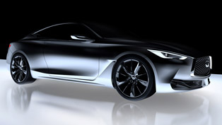 Infiniti Q60 Concept Takes After Q80 Inspiration and Q50 Eau Rouge [VIDEO]