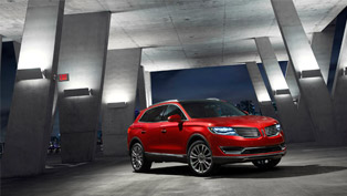2016 Lincoln MKX Offers More Power and Better Agility