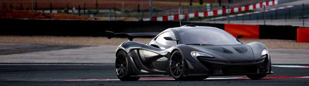 Production McLaren P1 GTR Debuts in Geneva [VIDEO]