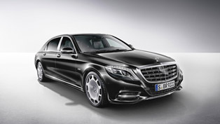 2016 Maybach S-Class: Soon a Fact in the U.S.