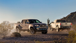 Fear the 2016 Toyota Tacoma for it is here! [VIDEO]