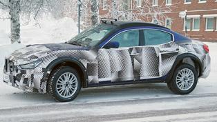 2016 Maserati Levante Still Looks Strange