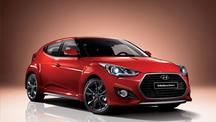 Facelifted Hyundai Veloster Turbo Launched in South Korea