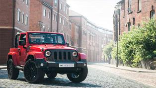 Kahn Shows-Off with Chelsea Truck Company Jeep Wrangler Sahara CJ400