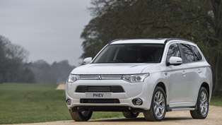 Mitsubishi Introduces Outlander GX5h and GXhs PHEV Models
