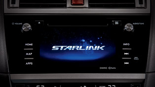Subaru STARLINK Enhanced by SIRIUS XM