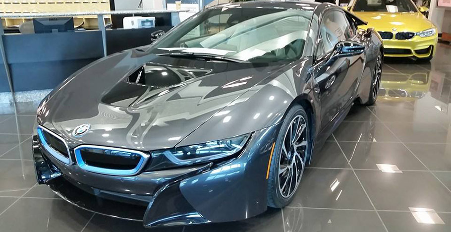 Is The Bmw I8 Worth The Price Of 100 000 Market Adjustments