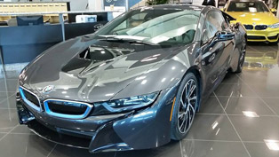 Is the BMW i8 Worth the Price of $100,000 Market Adjustments?