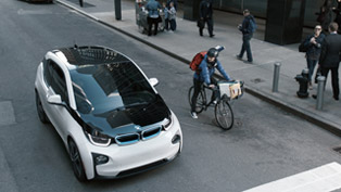 BMW Shows New All-Electric BMW i3 Commercial [VIDEO]