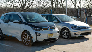 BMW and Volkswagen to Install 100 High-speed Charging Stations