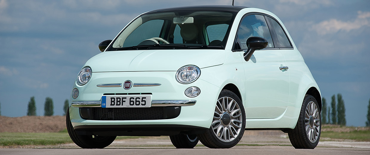 Fiat 500 1.2 Pop: Suitable for 18-Year-Old Drivers