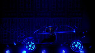 magical introduction of fiat 500x with dynamo [video]