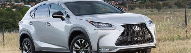 Lexus Introduces New Turbo Engine in Lexus NX 200t