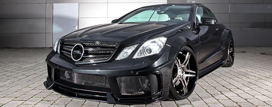 2015 mec design mercedes e class cerberus arrives from hell - Mercedes c class coupe body kit ...