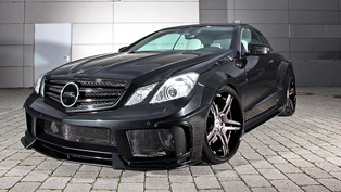 2015 MEC Design Mercedes E-Class Cerberus Arrives from Hell