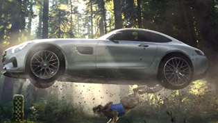 Mercedes-AMG GT S in a Twisted Fable-like Commercial [VIDEO]