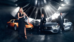 See the Fashionable Side of Mercedes-Benz [VIDEO]