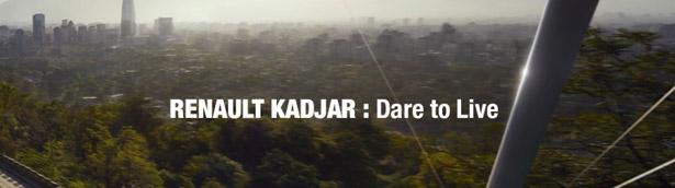 Two Video Teasers Ahead of Renault KADJAR Reveal