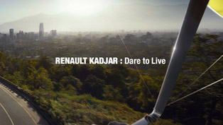 Renault Kadjar - Weird Name and an Adventurous Experience
