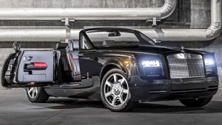 Rolls-Royce Phantom Drophead Coupe Nighthawk is Here