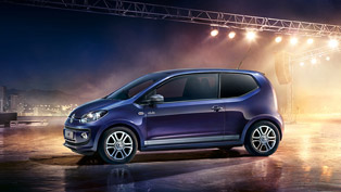 New Volkswagen Up! Model Goes Official