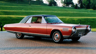 1963 Chrysler Turbine Car Strikes with Classic Sophistication