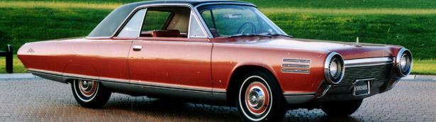 1963 Chrysler Turbine Car Strikes with Classic Sophistication