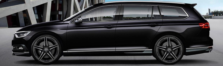 See the Transformed ABT Volkswagen Pat B8
