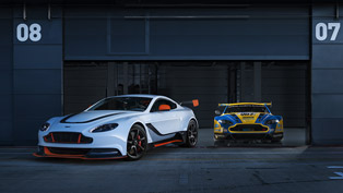 Aston Martin Vantage GT3 Special Edition Limited to 100 Cars Only